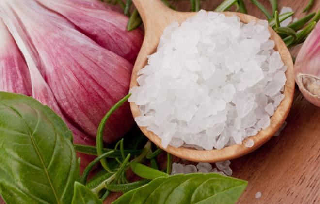 Sal e Hipertensão