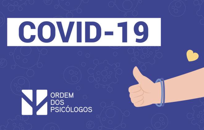 COVID-19 Ordem dos Psicólogos