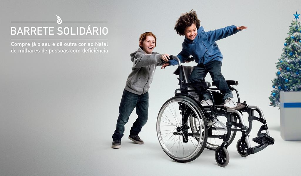 """Campanha """"Barrete Solidário"""""""